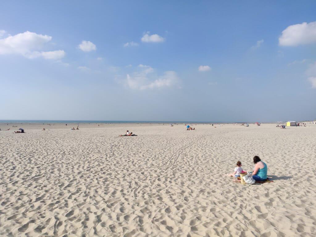plage de Berck