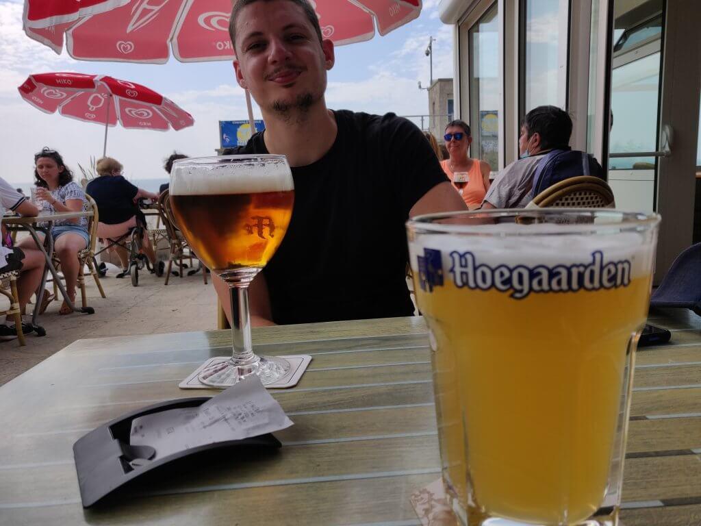 Bière pour se détendre en fin de journée